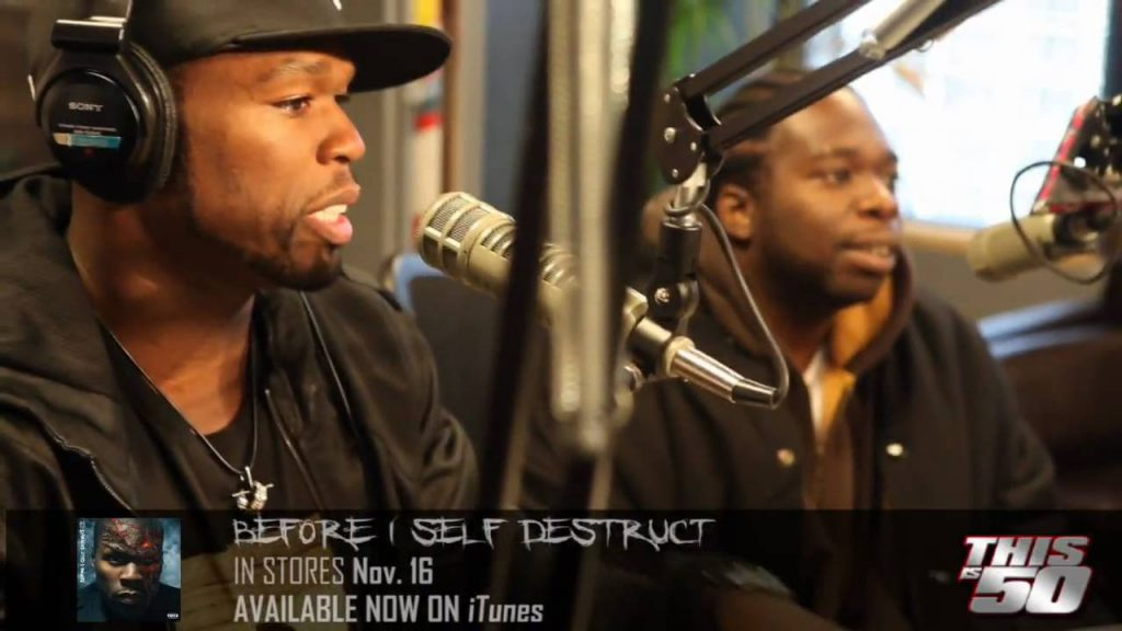 """50 Cent Presents """"2 Turntables and a Microphone"""" Documentary   Interview   50 Cent"""