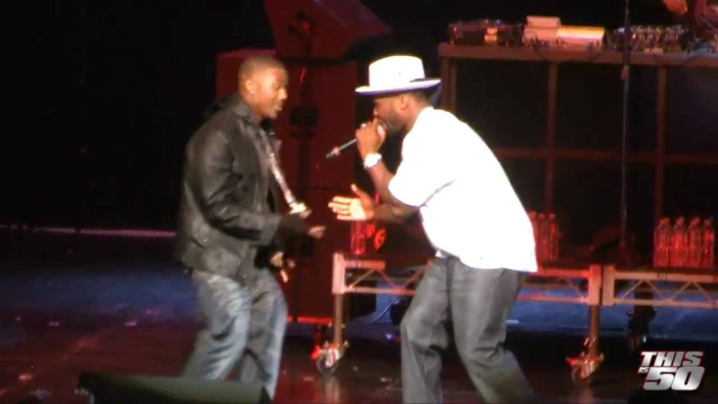 50 Cent x G-Unit in LA – Power 106 Cali Christmas | Behind The Scenes | 50 Cent Music