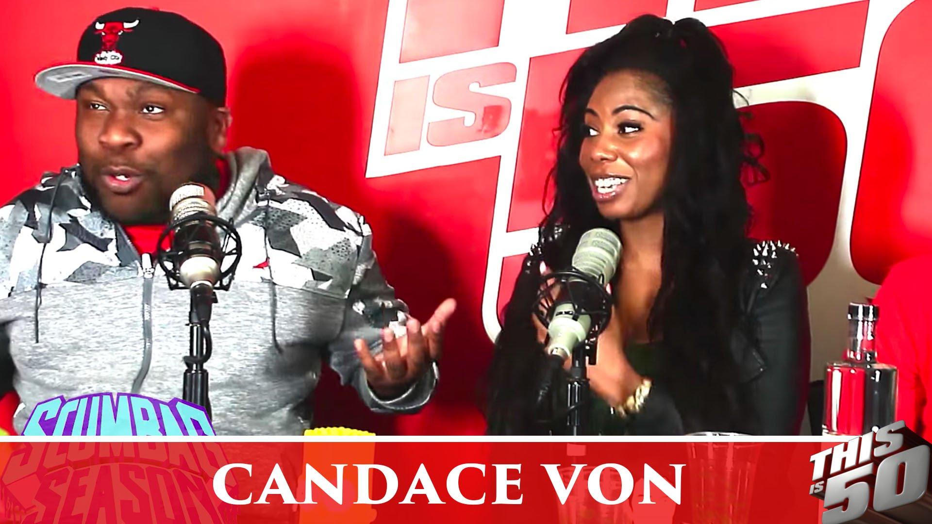 Candace Von Would Let Idris Elba Smash