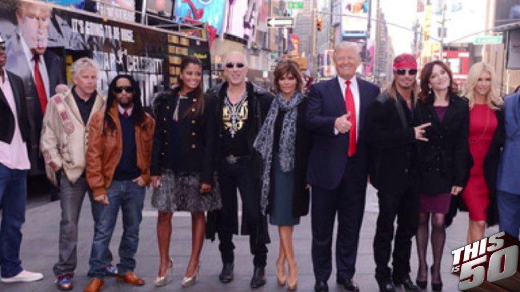 "Claudia Jordan Speaks on Donald Trump Running For President ""Go Back To Television"""