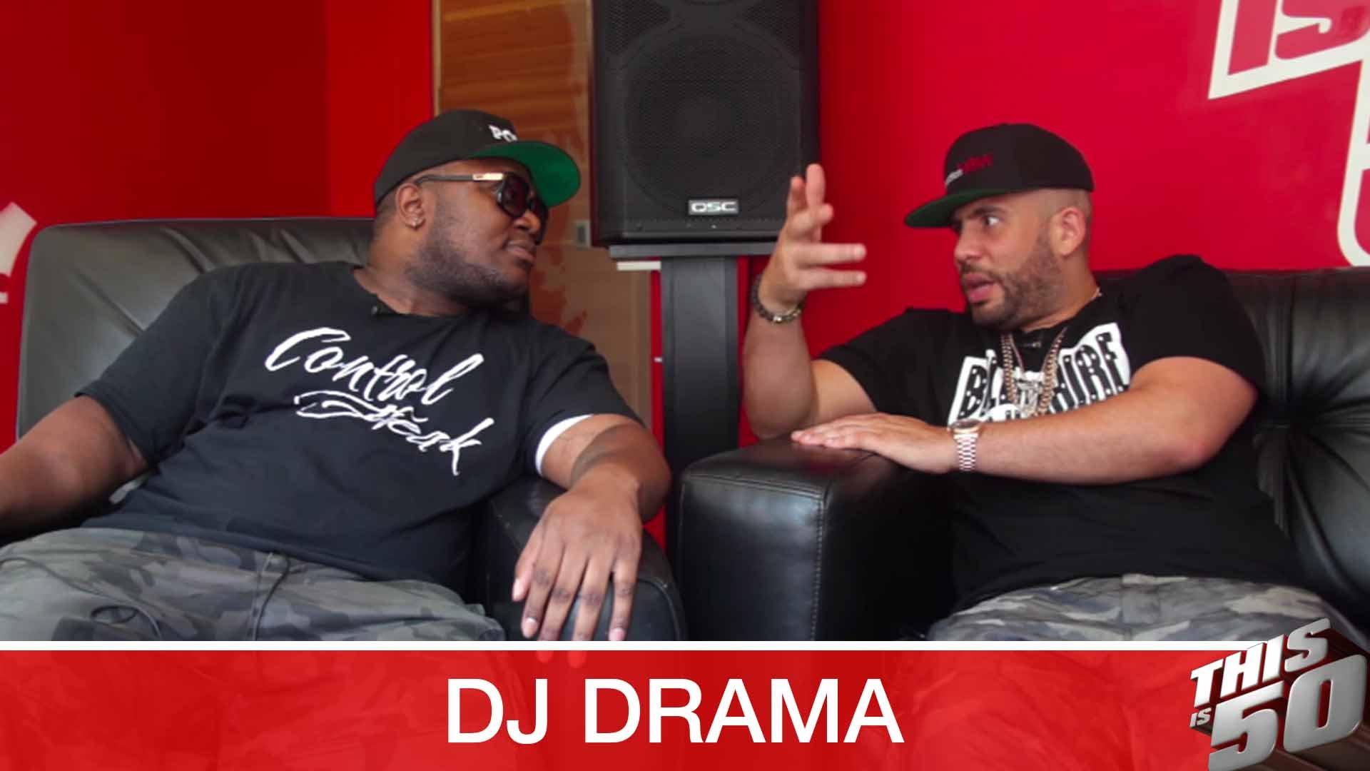 8cae114edf97 DJ Drama on XXL Freshmen  Signing Lil Uzi Vert  A R at Atlantic  New Album