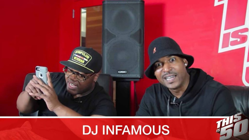 DJ Infamous on Being Ludacris Tour DJ; Working In Radio Since 1998; New Single