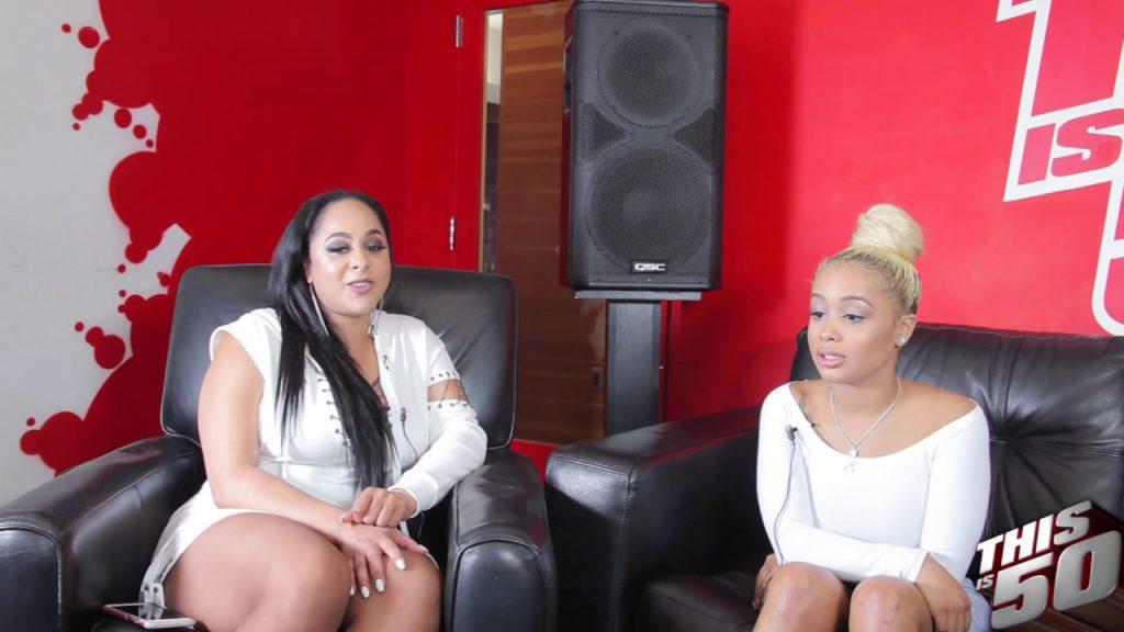 Dreamdoll Speaks on Living in the  Bad Girls Club House; Cardi B; Hosting on Power 105