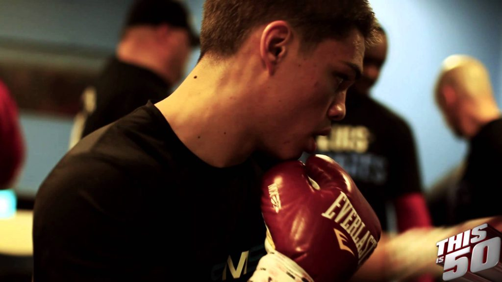 Fight Night w/ Luis Olivares & Donte Strayhorn – SMS Promotions