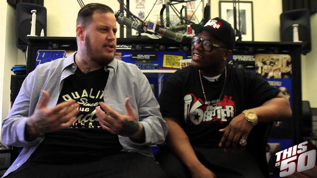 "Jelly Roll Freestyles; Growing Up In Nashville; ""Jingle"" Jared"