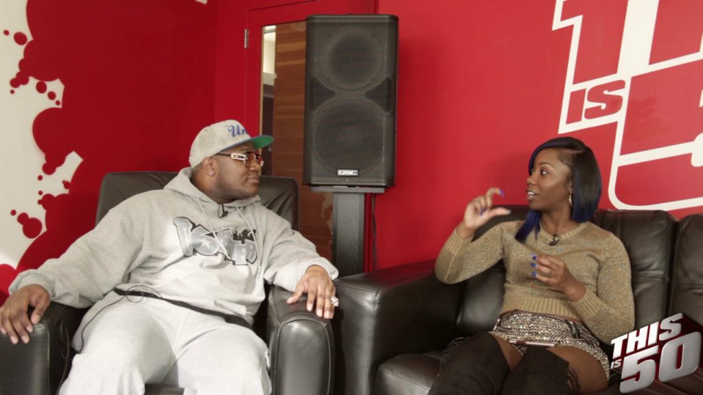 K Valentine on Working w/ Talib Kweli; Recording With Tweet & BJ The Chicago Kid; Uplifting Men