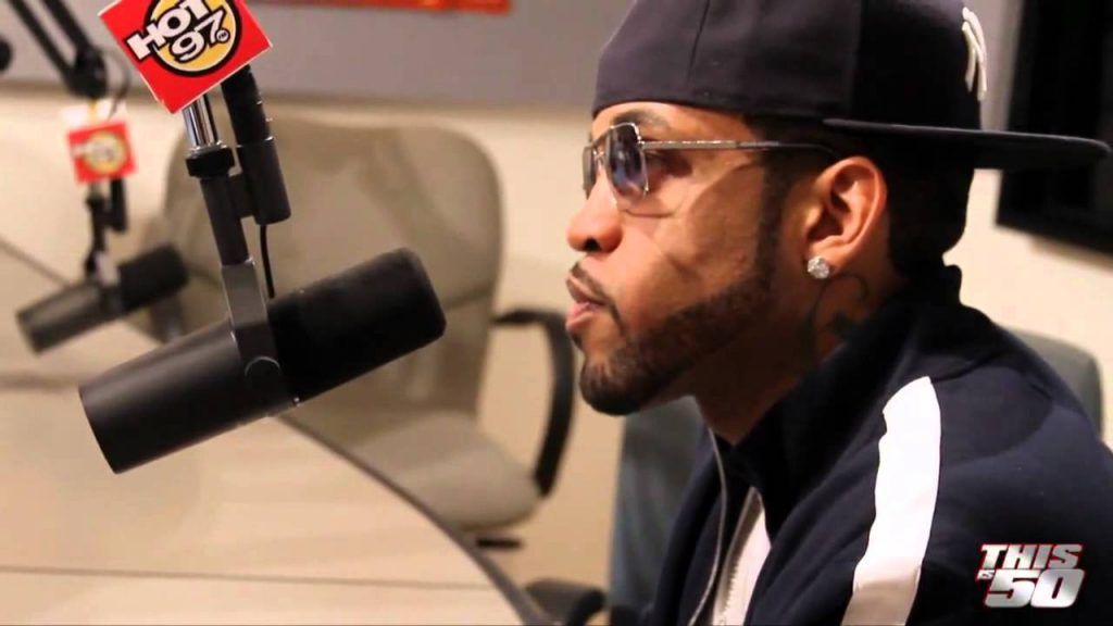 Lloyd Banks Interview with FunkMaster Flex on Hot 97 – 4/14/2010
