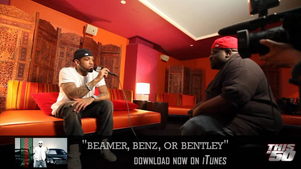 Lloyd Banks – Live @ Nokia Theater, NYC – 4/29/10    Behind The Scenes   50 Cent Music