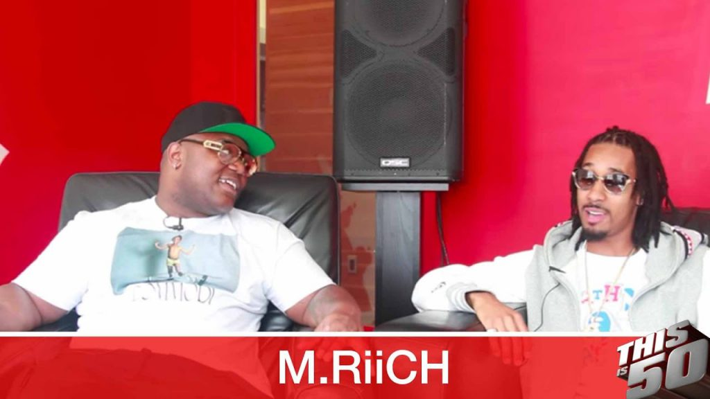 M.Riich on New Mixtape With Rich The Kid; Coming Up In Minnesota; Spits Freestyle