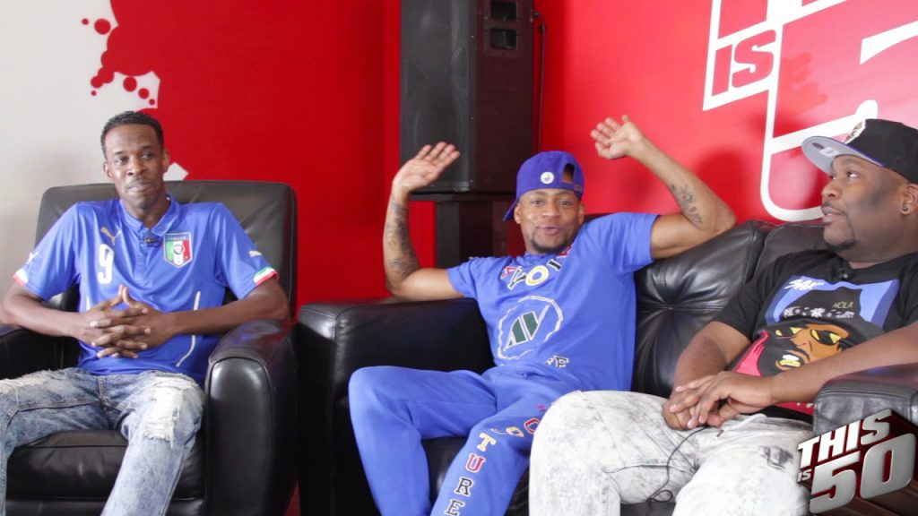 Mr Commodore on New Fame ;  Support From Lloyd Banks  ; Shooting His Own Skits ;  Jay-Z
