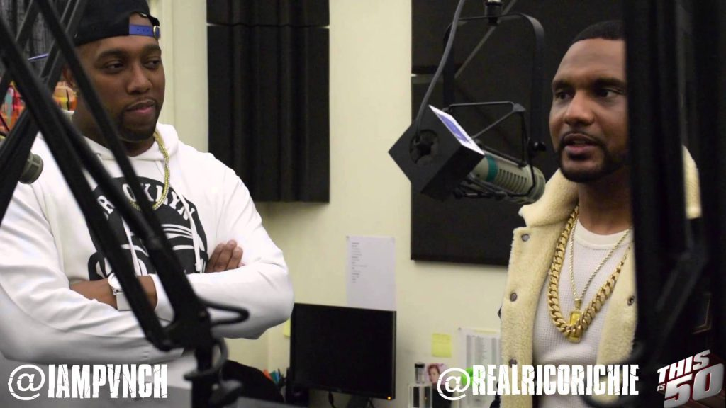 Rico Richie on Making It In the NFL ; Playing W/ Megatron ; 808 Mafia Co-Sign ;