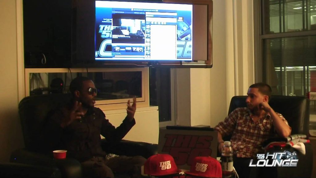 The Hit Lounge With Mickey Factz & 40 Glocc