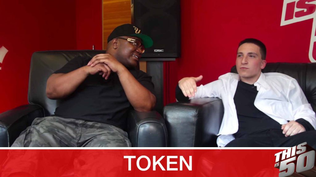 Token on Rapping For Sway; Working w/ Mark Wahlberg; Spits Crazy Freestyle