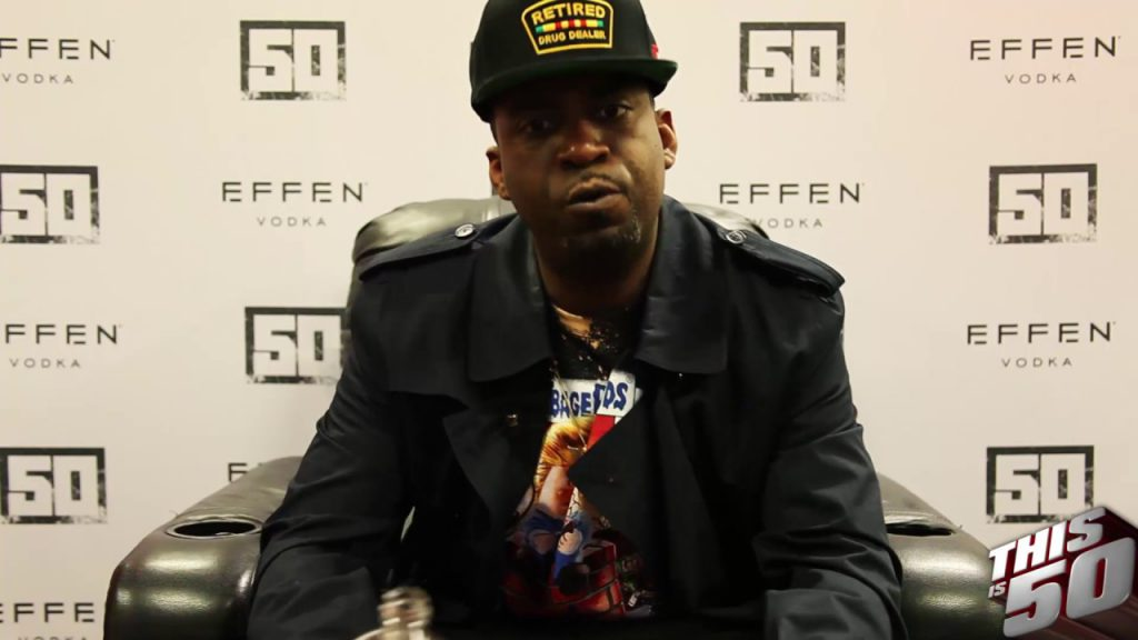 Tony Yayo Spits His Favorite Verse in Hip Hop